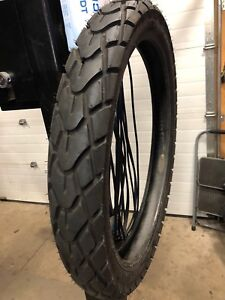KENDA - New DUAL SPORT TIRE 90/90-21 -AWESOME