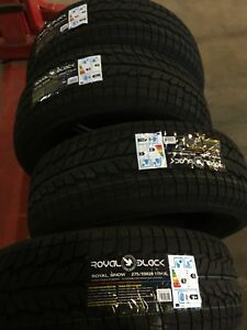 275/55/R20 NEW WINTER TIRES