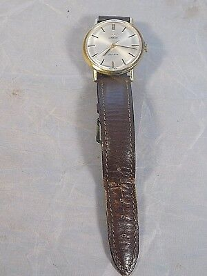 VINTAGE OMEGA GENEVE MEN'S WRISTWATCH  WORKING