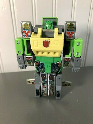 Vintage 1986 Transformers G1 Springer Incomplete