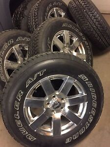 18' P255-70-18 JEEP WRANGLER BRAND NEW $1250 FIRM SET OF FIVE