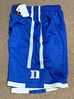 Nike Duke Blue Devils Classic  Basketball Shorts  Royal Men's Sz  Small - Duke Blue Devils Classic Basketball