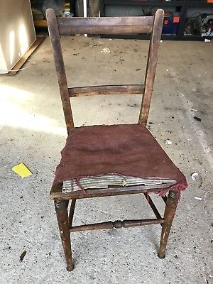 Small Period Chair