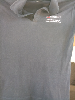 Used Utas Nursing T shirt