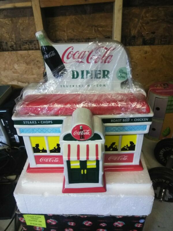 1999 Enesco Coca-Cola Diner Cookie