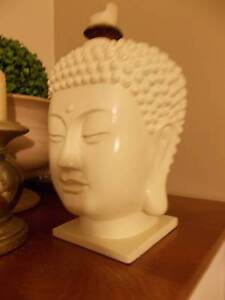 Gorgeous - Buddha Head Statue Prestons Liverpool Area Preview