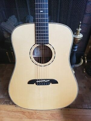 Alvarez MD-5000 D-28 style Solid Brazilian acoustic guitar - very nice condition
