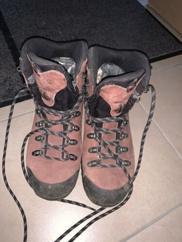 Mammut Damen Bergschuhe Wanderschuhe Gr 38 UK 5