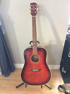 Songbird acoustic guitar