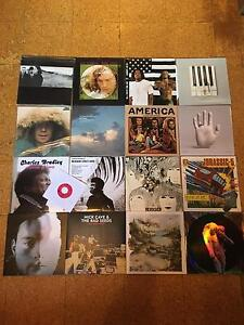 CD and Vinyl Collection ***FOR CHARITY*** West Hobart Hobart City Preview