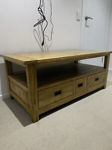 Wanted: Deluxe Timber TV Cabinet