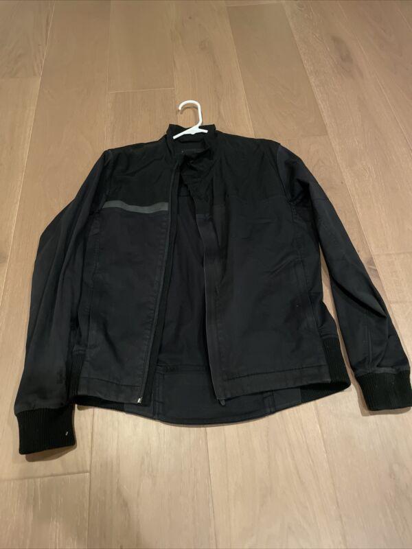 Rapha City Fixed jacket Classic Rare Size Medium Black