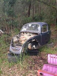 Vw Beetle shell and assorted panels Spencer Gosford Area Preview