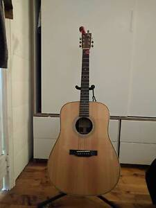 Eastman E8D Acoustic Guitar and Accessories Erskineville Inner Sydney Preview