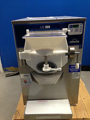 Refurbished Carpigiani Lb200g Tronic Batch Freezer Gelato Ice Cream Water Cooled