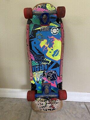 vintage Vision skateboard Mark Gonzales