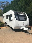SWIFT SPRITE QUATTRO EW CARAVAN Frankston South Frankston Area Preview
