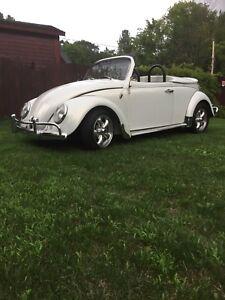 1964 Volkswagen beetle convertable