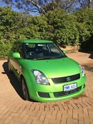 Selling 2010 Suzuki Swift Campbell North Canberra Preview