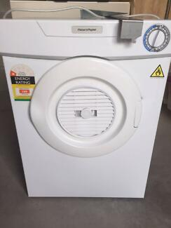 Fisher Paykal 4.5kg Dryer (Used) Townsville City Preview