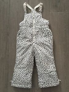 Baby Gap toddler Primaloft snow pants 2T snowpants
