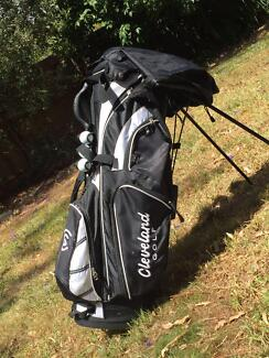 Full Set of Ping i15 Golf Clubs with Bag