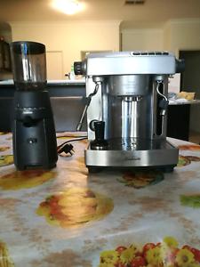 Sunbeam coffee tamper gumtree australia free local classifieds sunbeam cafe series coffee machine fandeluxe Images