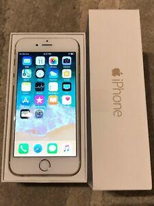 iPhone 6 Gold Bell Virgin Mobile