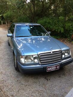1990 Mercedes-Benz 300 Coupe W124 24 VALVE FI Mooroolbark Yarra Ranges Preview