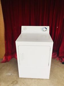 """GE White 27"""" Dryer For Sale"""