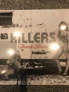 THE KILLERS - Sam's Town (reissue) - New & Sealed Vinyl Lp