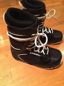 Bottes firefly snowboard