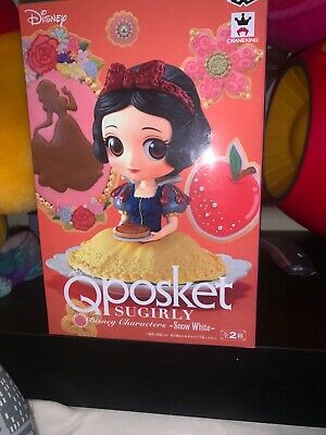 Disney Character Q posket Sugirly Snow White B Color Banpresto