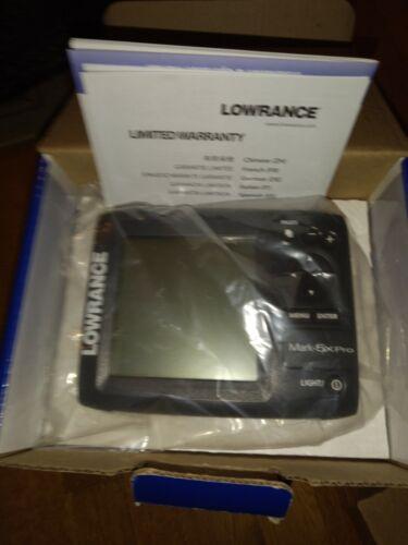 Lorance Mark 5X pro fishfinder NEW In Box!!