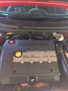 Alfa Romeo 156: low Kms! Dutton Park Brisbane South West Preview