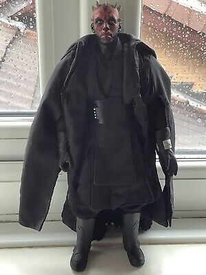 "SIDESHOW Star Wars Lords Of The Sith Darth Maul 1:6 Scale 12"" Figure"