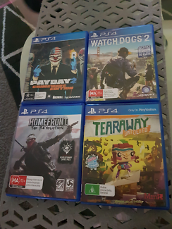 Ps4 games swap or will sell