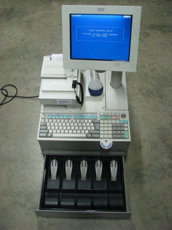 IBM SurePOS 700 Cash Register