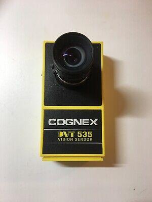 Cognex Vision Sensor Dvt 535 With Fujinon 16mm Hf16ha-1b