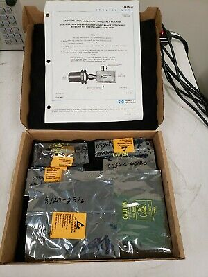 Hp 5342a Microwave Frequency Counter Option 003 Conversion Kit
