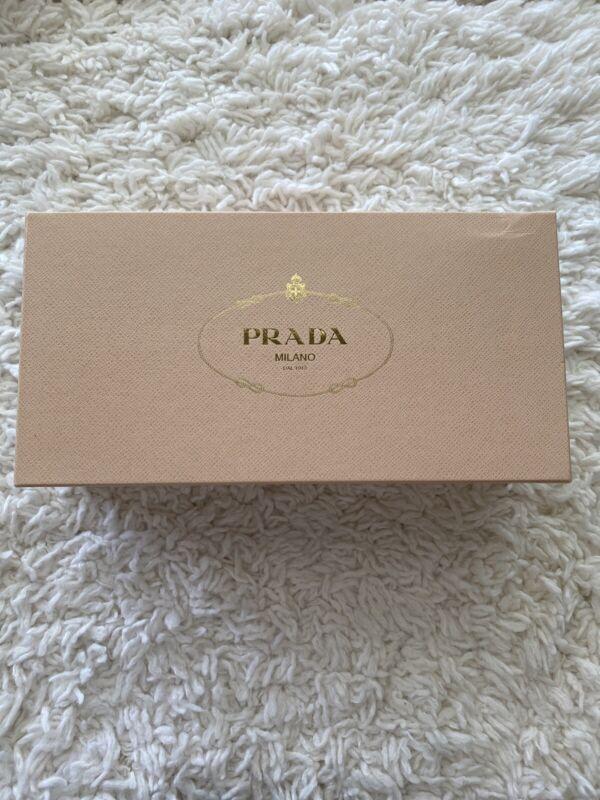 PRADA Shoe Box Empty