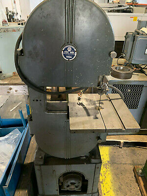 Walker Turner Model 32 Vertical Band Saw