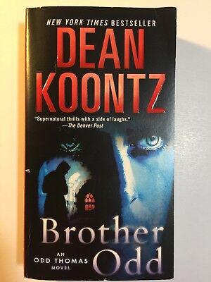 Odd Thomas: Brother Odd 3 by Dean Koontz (2012, Paperback) Bestseller