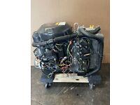 2005 Suzuki DF25 DF30 3 Cylinder Outboard Powerhead Engine crankcase