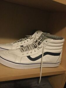 Leather Vans GREAT CONDITION