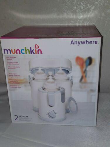 Munchkin Anywhere Bottle Warmer Cooler - Safe For Breast Milk - $39.77