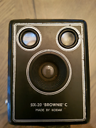 Vintage Brownie Camera Eltham Nillumbik Area Preview