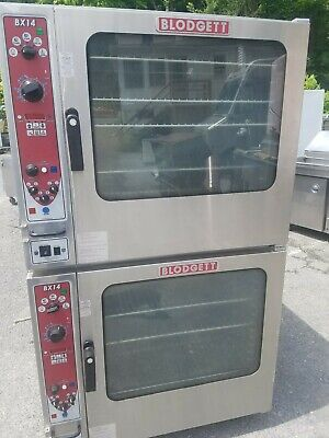 Blodgett Bx-14g Double Commercial Gas Oven