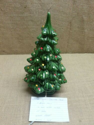 Vintage Ceramic Christmas Tree Holland Mold? 1995