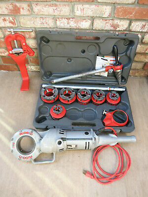 Ridgid 700 Pipe Threader Set 12r Support Arm
